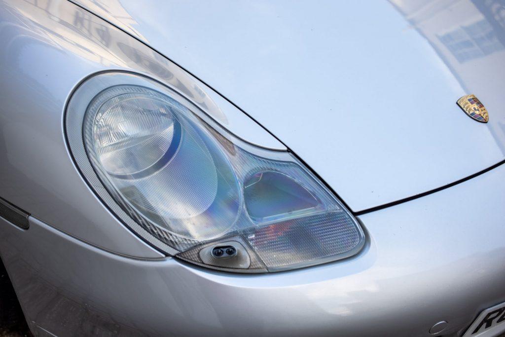 Porsche 911 996 headlight cluster