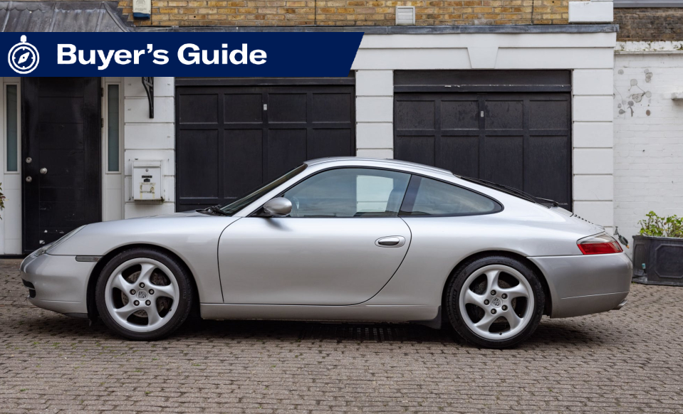 Buying Guide: Porsche 911 996 (1997 to 2004)