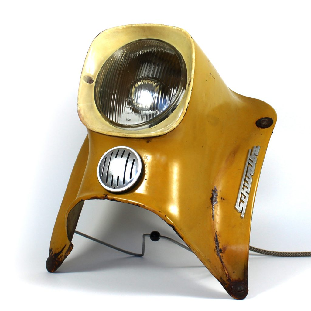 Illoomatic Schwalbe lamps