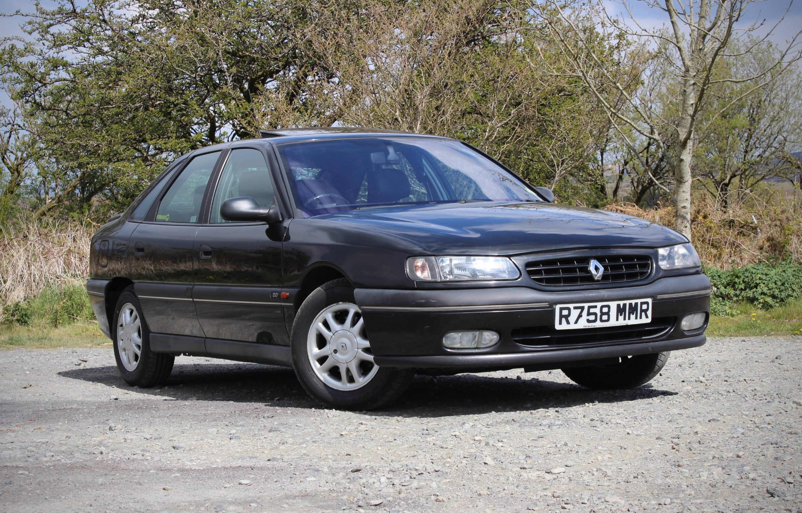 Take a chance on me: The £200 Renault Safrane that paid off