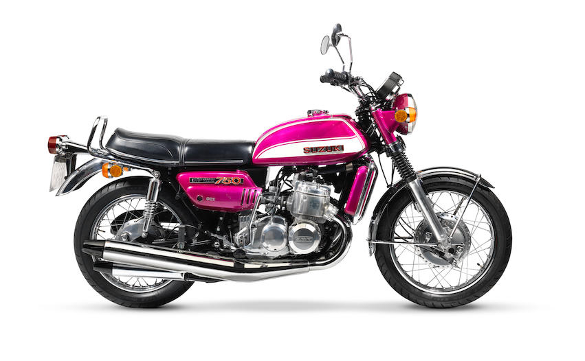 Suzuki GT750+13 collectable bikes_Hagerty