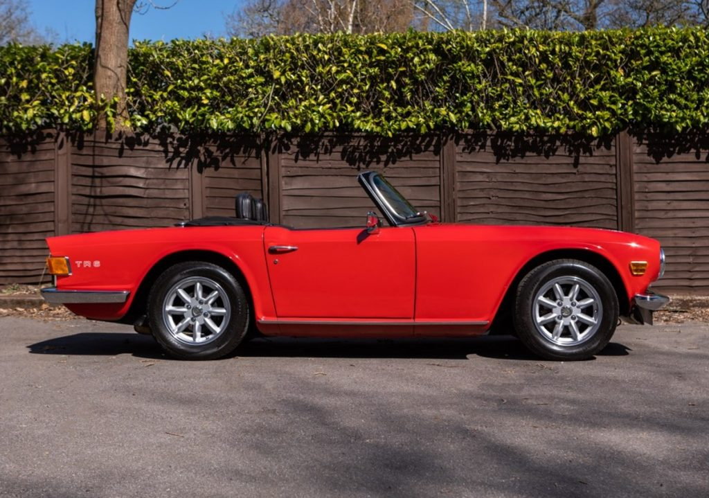 Triumph TR6 Buying Guide