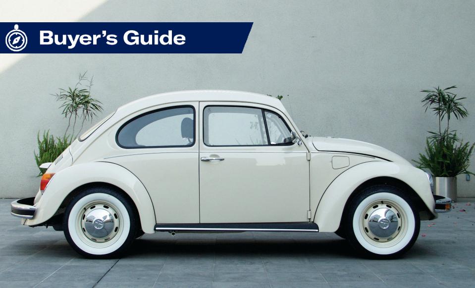 Buying Guide: Volkswagen Beetle (1938-2003)