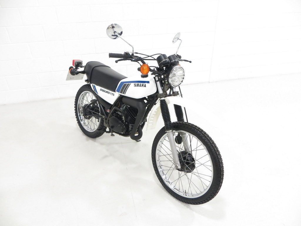 Yamaha DT175MX_collectable bikes_Hagerty
