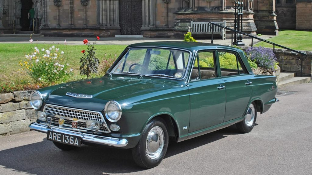 Ford Cortina Mk1 values