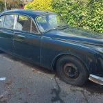 1966 Jaguar Mk II 2.4
