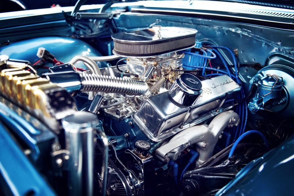 How to detail an engine_Richard Tipper