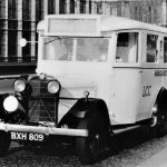 Talbot ambulance BHX809