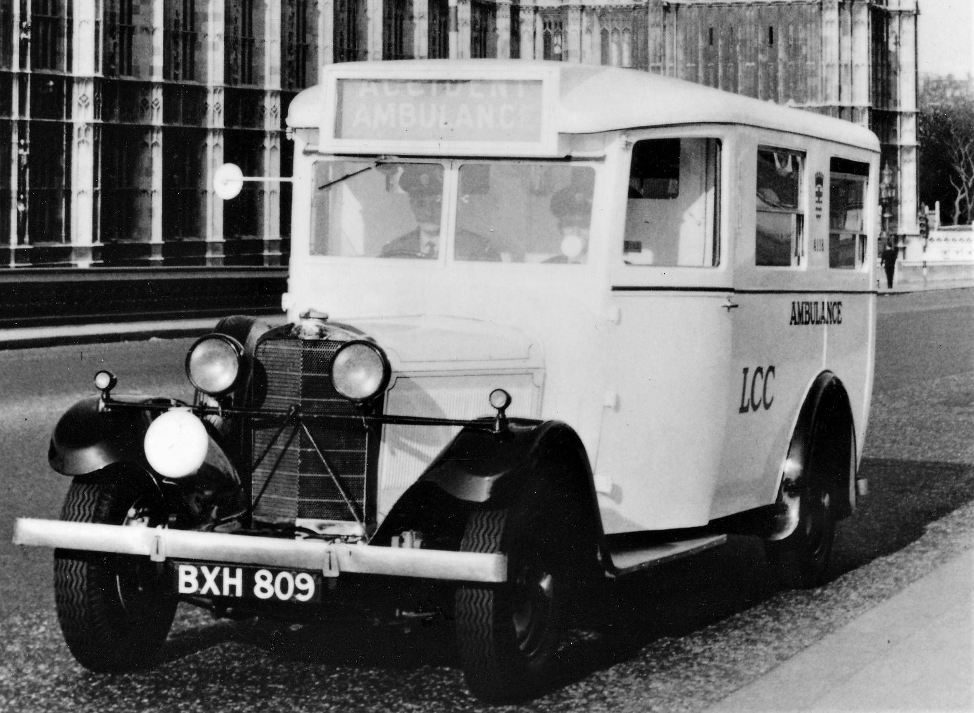 Come to the rescue of this historic wartime Talbot ambulance