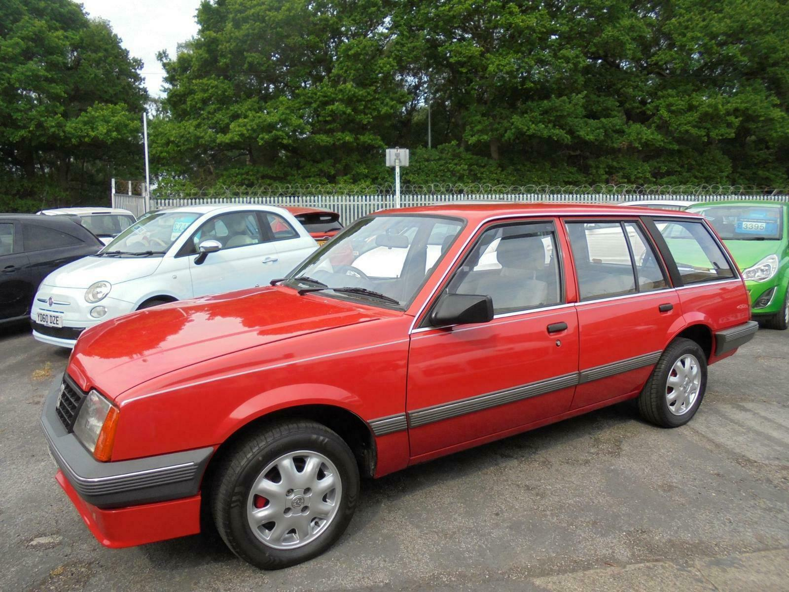 Unexceptional Classifieds: Vauxhall Cavalier Estate