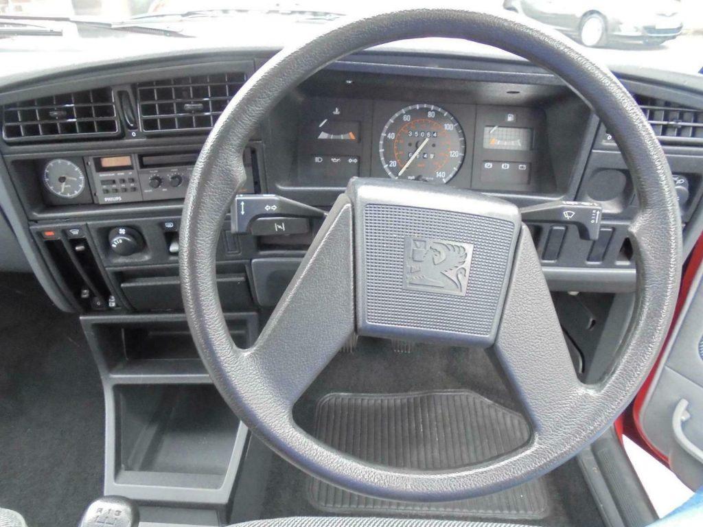 1986 Vauxhall Cavalier 1.6L Estate