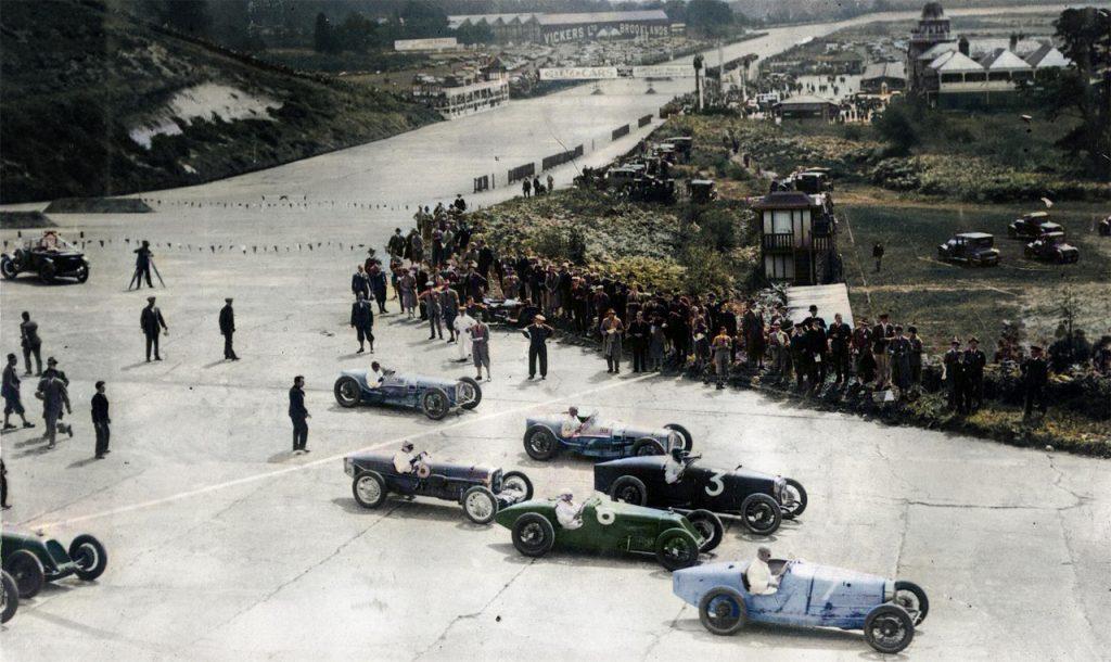 1926 British Grand Prix Brooklands