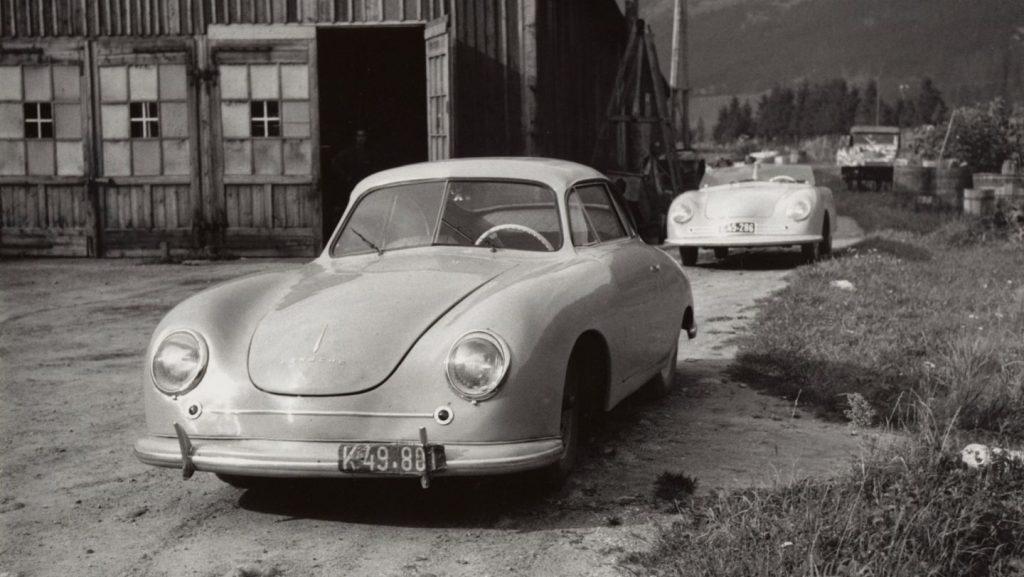 Porsche 356 – built in Gmünd