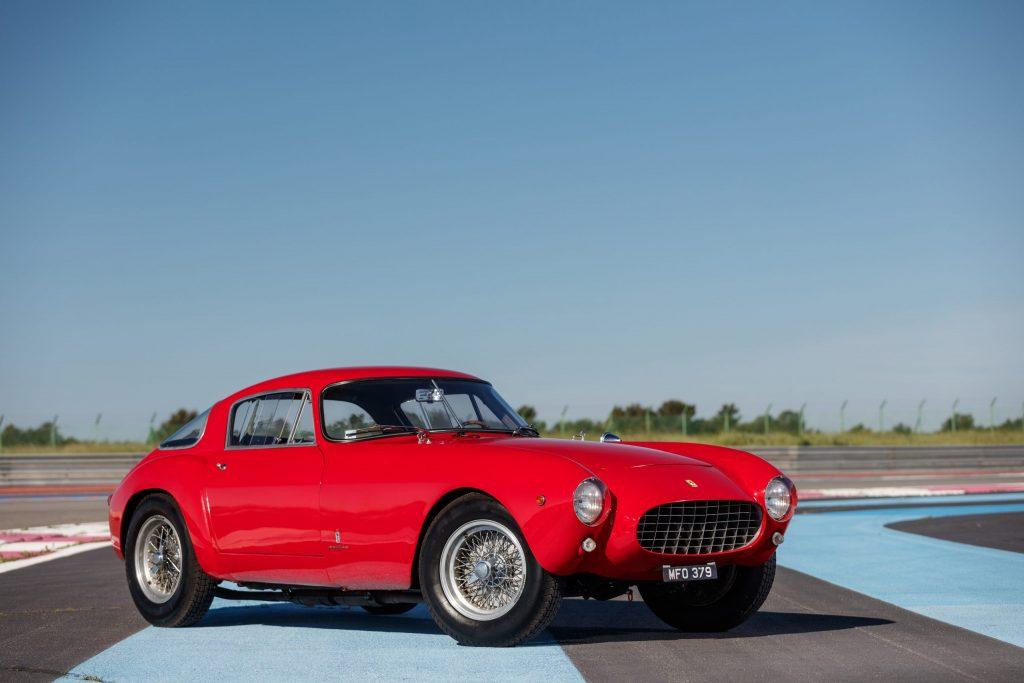 1955 Ferrari 250 GT Berlinetta Competizione by Pinin Farina