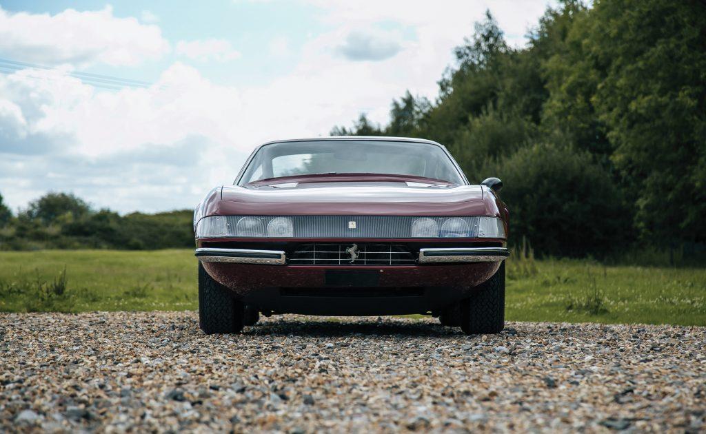 Ferrari 365 GTB/4 Plexiglass
