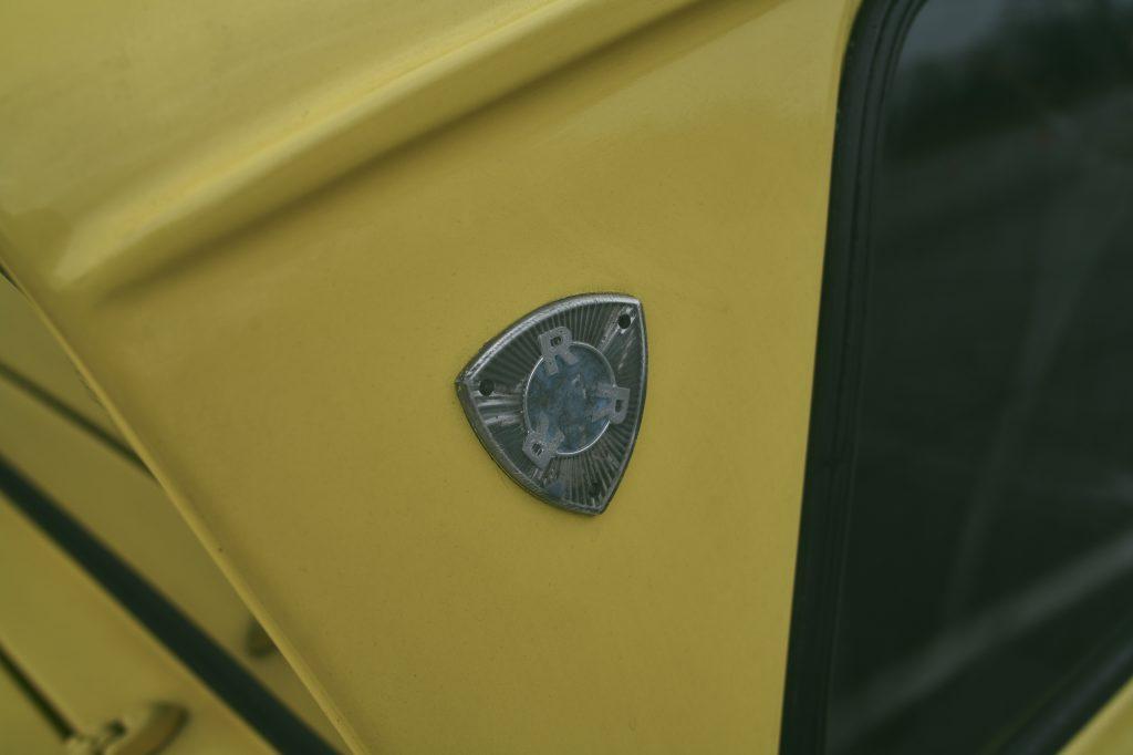 Reliant badge