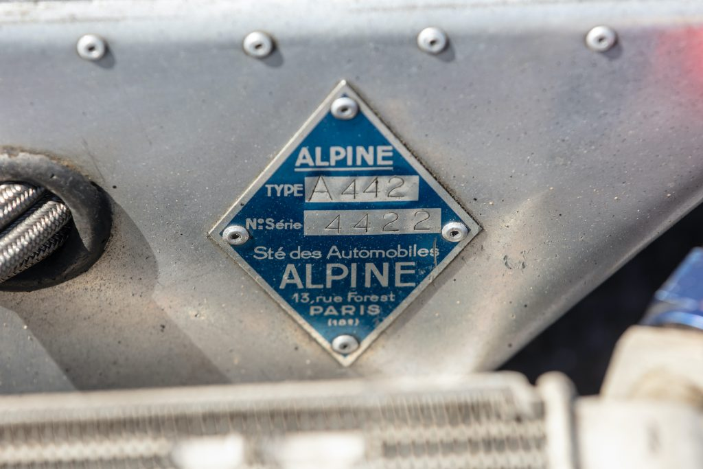 1978 Renault-Alpine A442