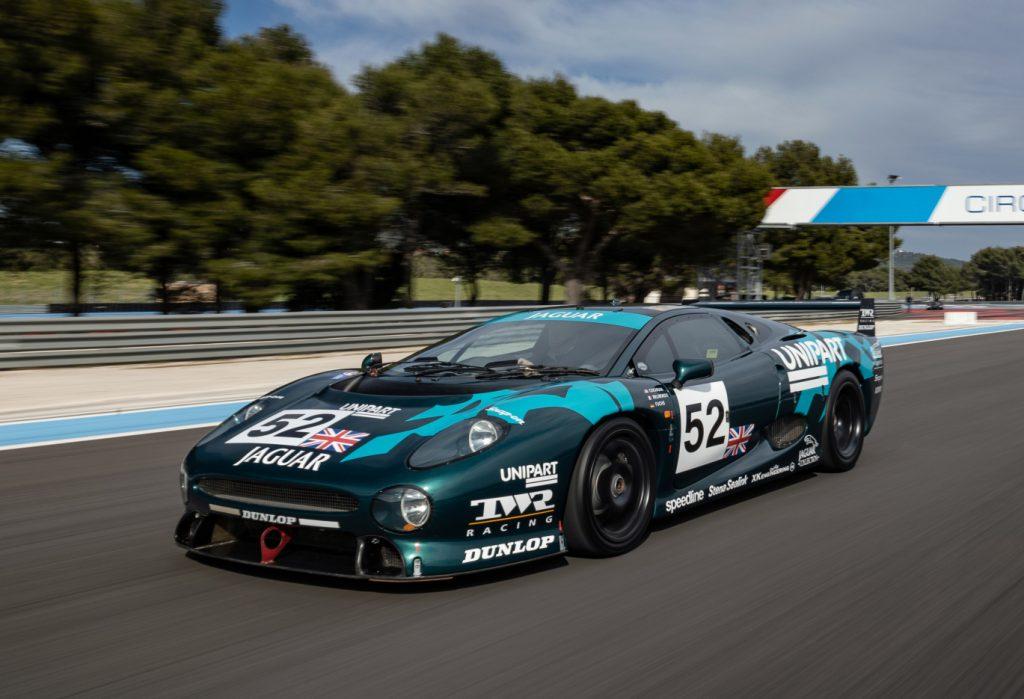 Jaguar XJ220 C Le Mans car RM Sotheby's