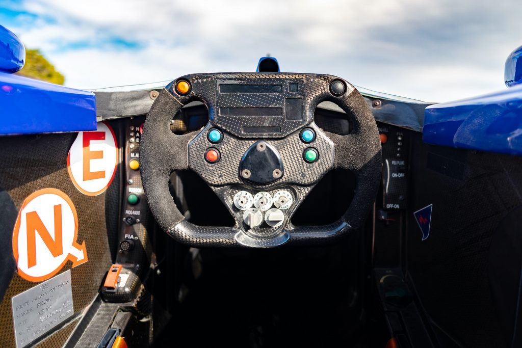 1999 Prost AP02 Formula One car