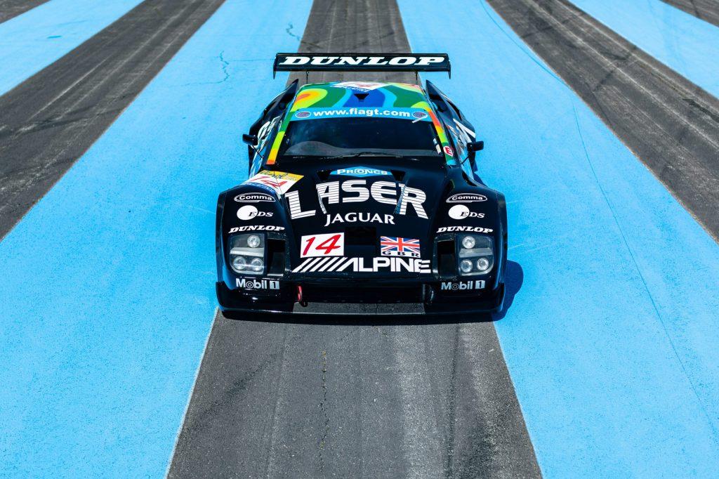 2001 Lister Storm GT1