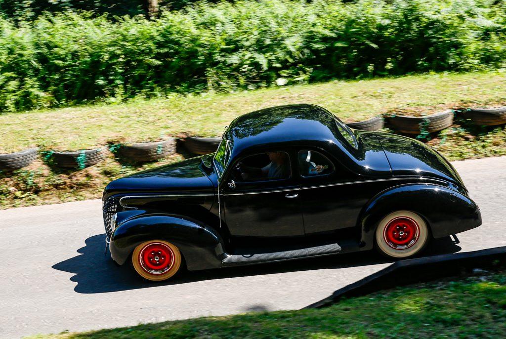 Richard Parker's 1939 Ford Standard coupé