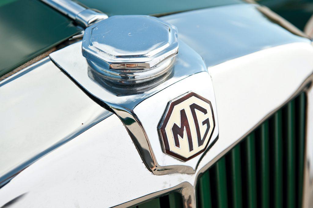1936 MG TA Midget