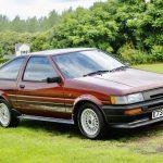 1987 Toyota Corolla GT AE86
