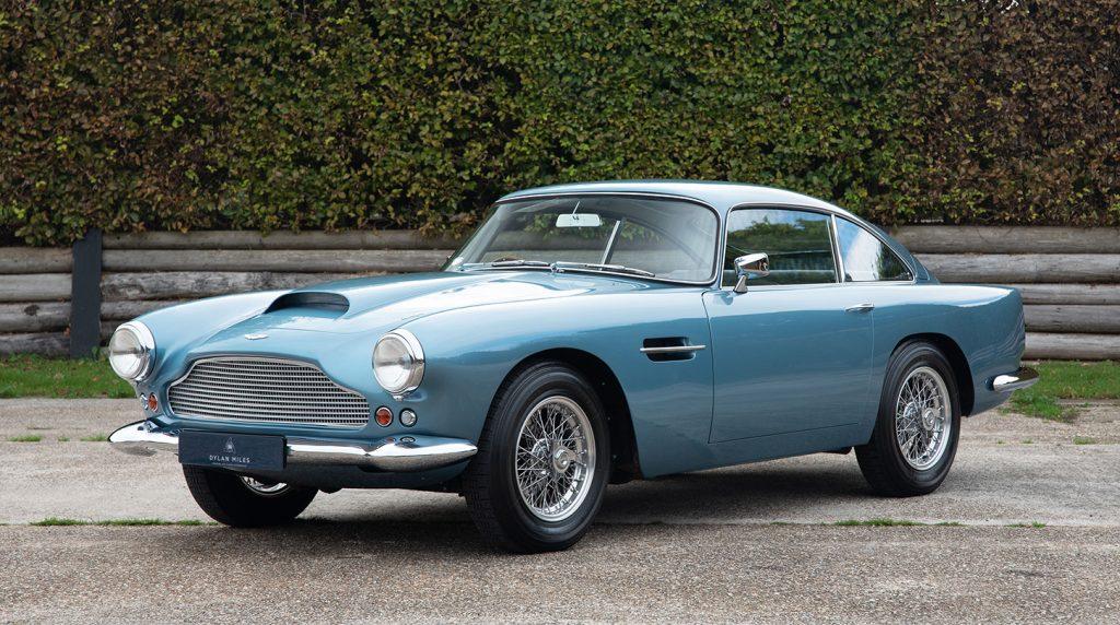 Aston DB4 Series 1