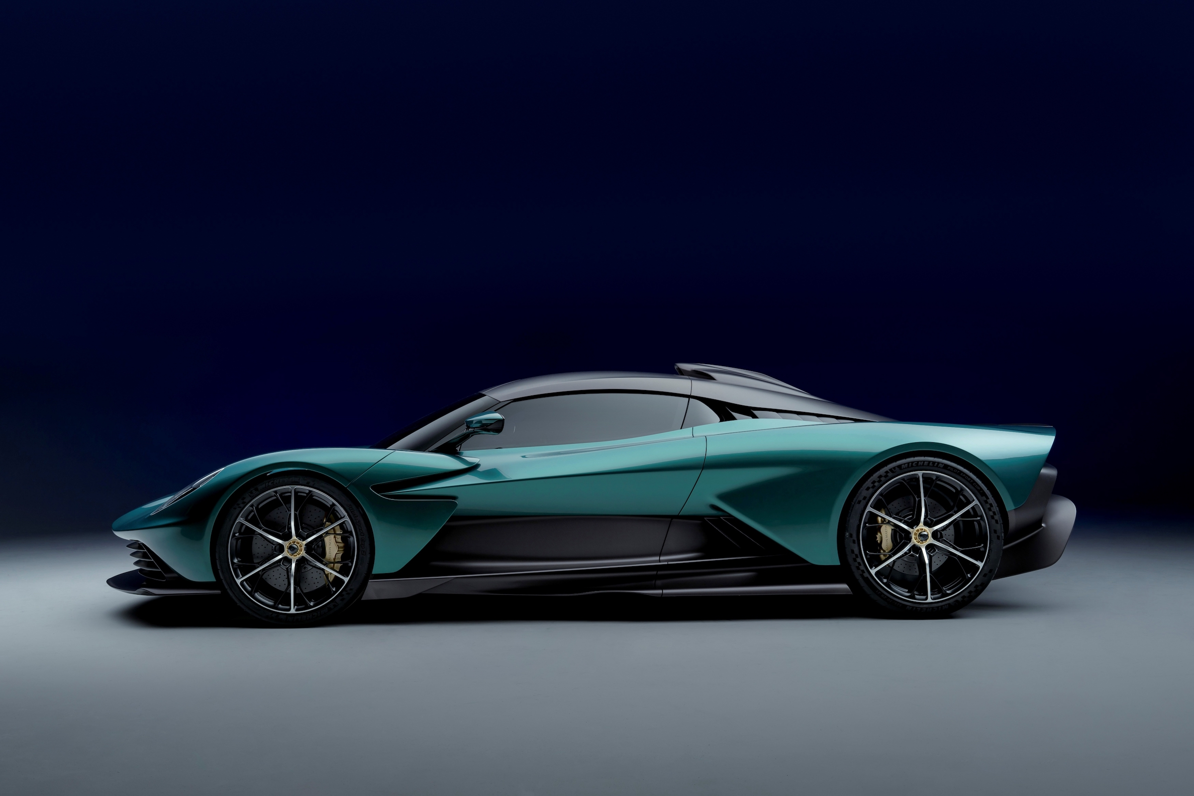 Path to Valhalla nearly complete as Aston Martin reveals 937bhp supercar