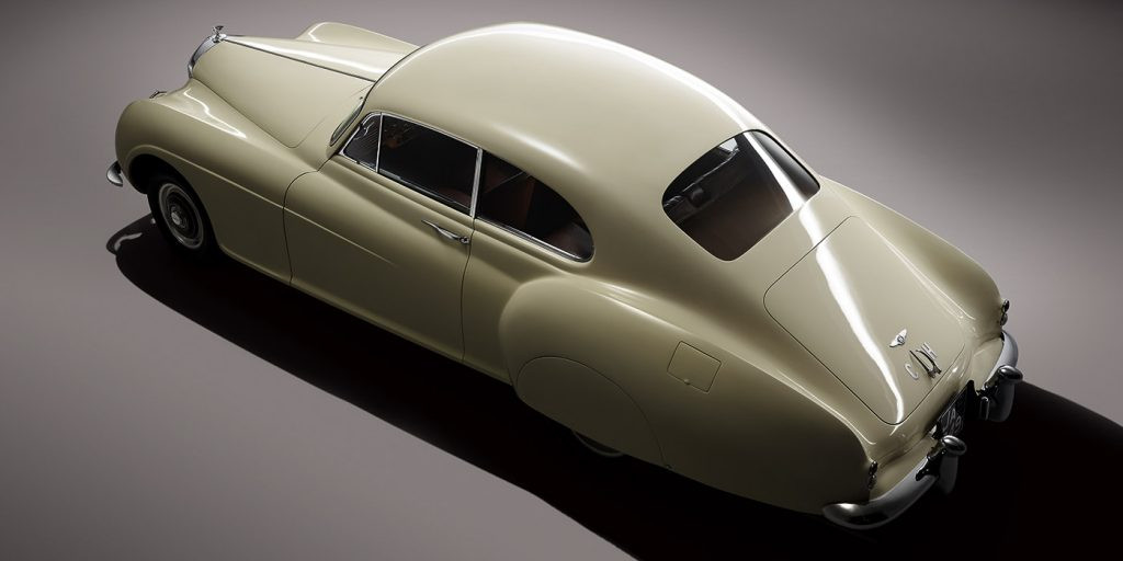 Bentley R-Type Continental (A-Series) 1951