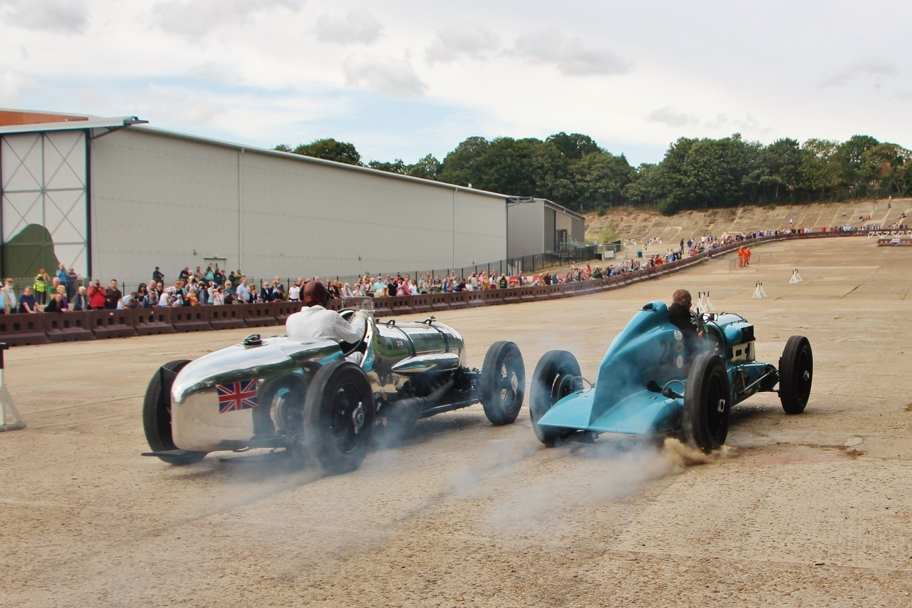 Brooklands to host event celebrating 95th anniversary of first British Grand Prix