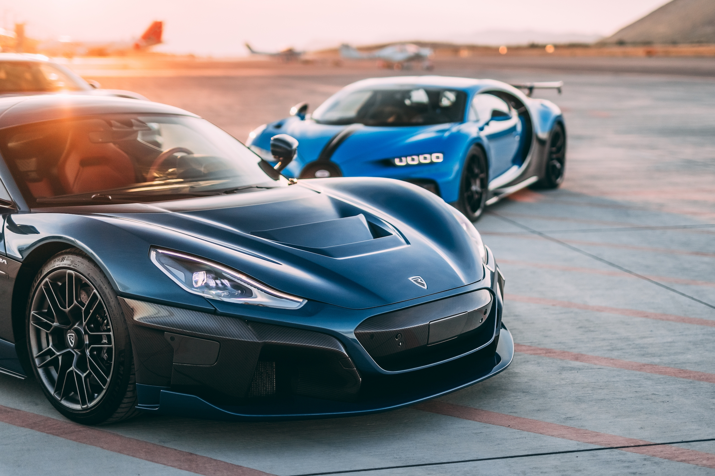 Bugatti Rimac: Old and new worlds combine to form supercar giant