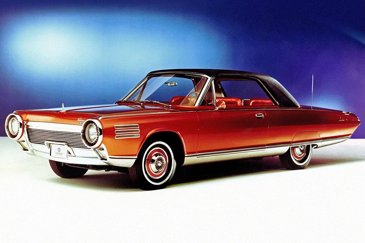 Cars That Time Forgot: 1963 Chrysler Turbine