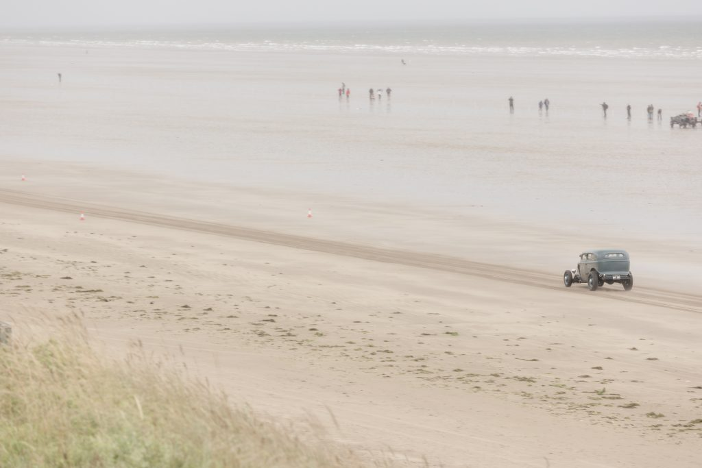 How to watch hot rod races at Pendine Sands