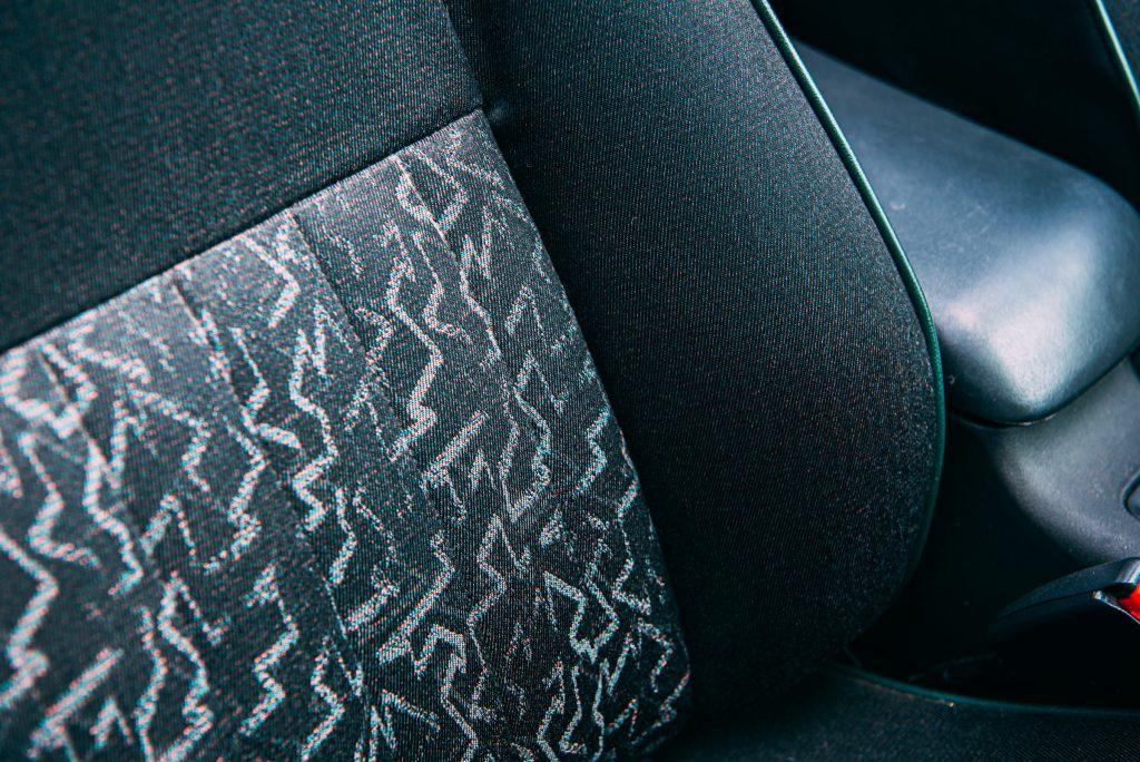 1998 MGF 1.8 VVC seat detail