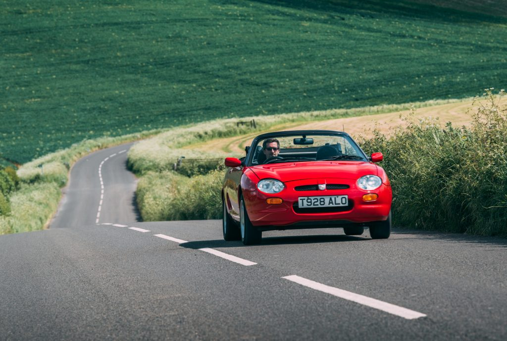 1998 MGF 1.8 VVC scenic