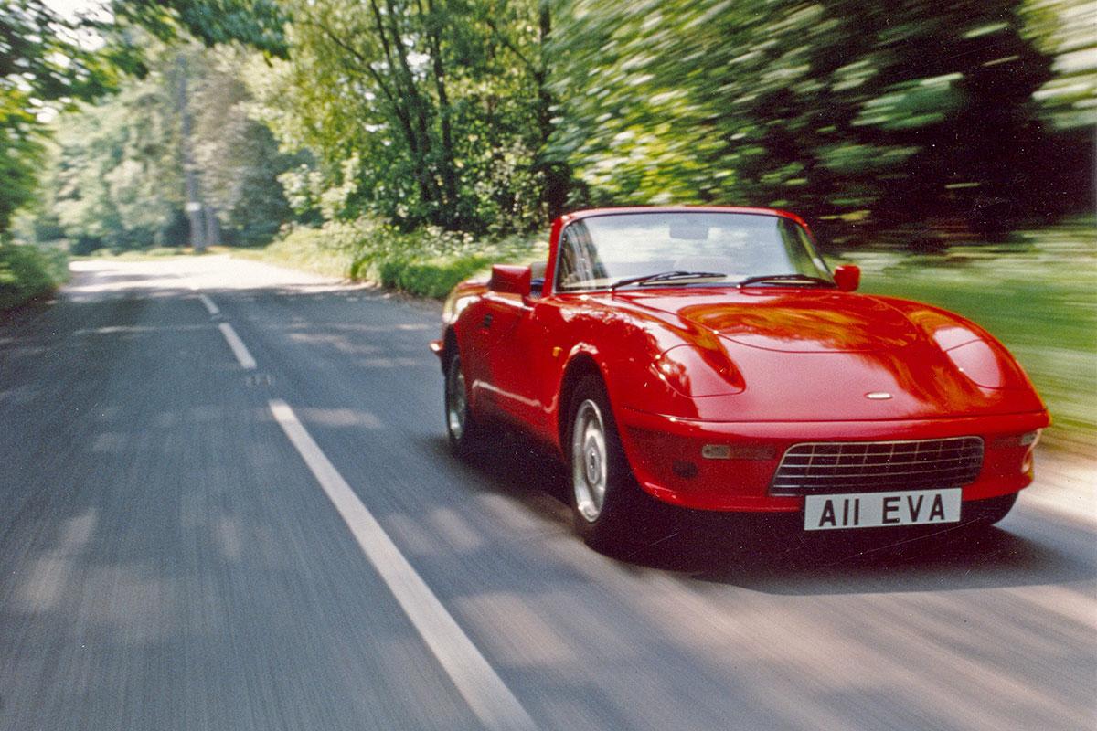 Cars That Time Forgot: Vegantune Evante 140TC