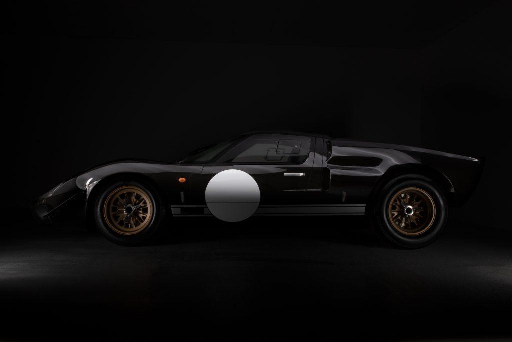 Everrati Superformance electric GT40