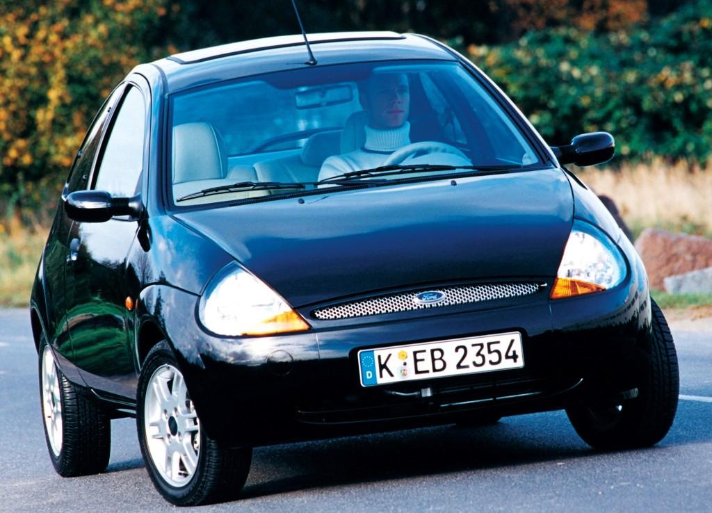 Ford Ka Luxury