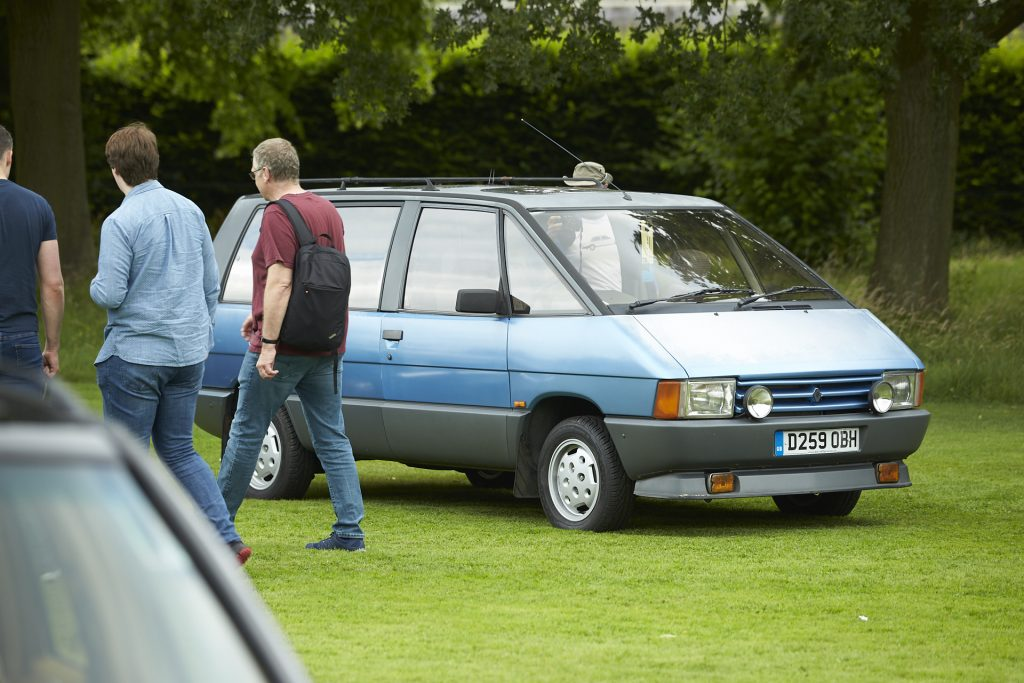 Renault Espace Mk1 Festival of the Unexceptional