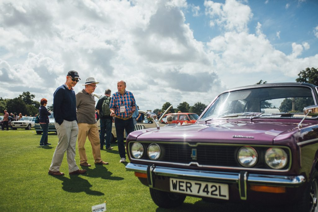 Paul Cowland prefers ordinary cars to exotic classics