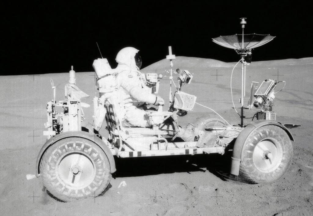 Lunar Roving Vehicle 1971