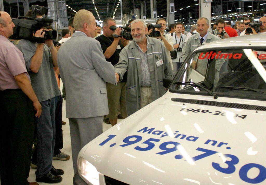 Last Dacia 1300, 2004
