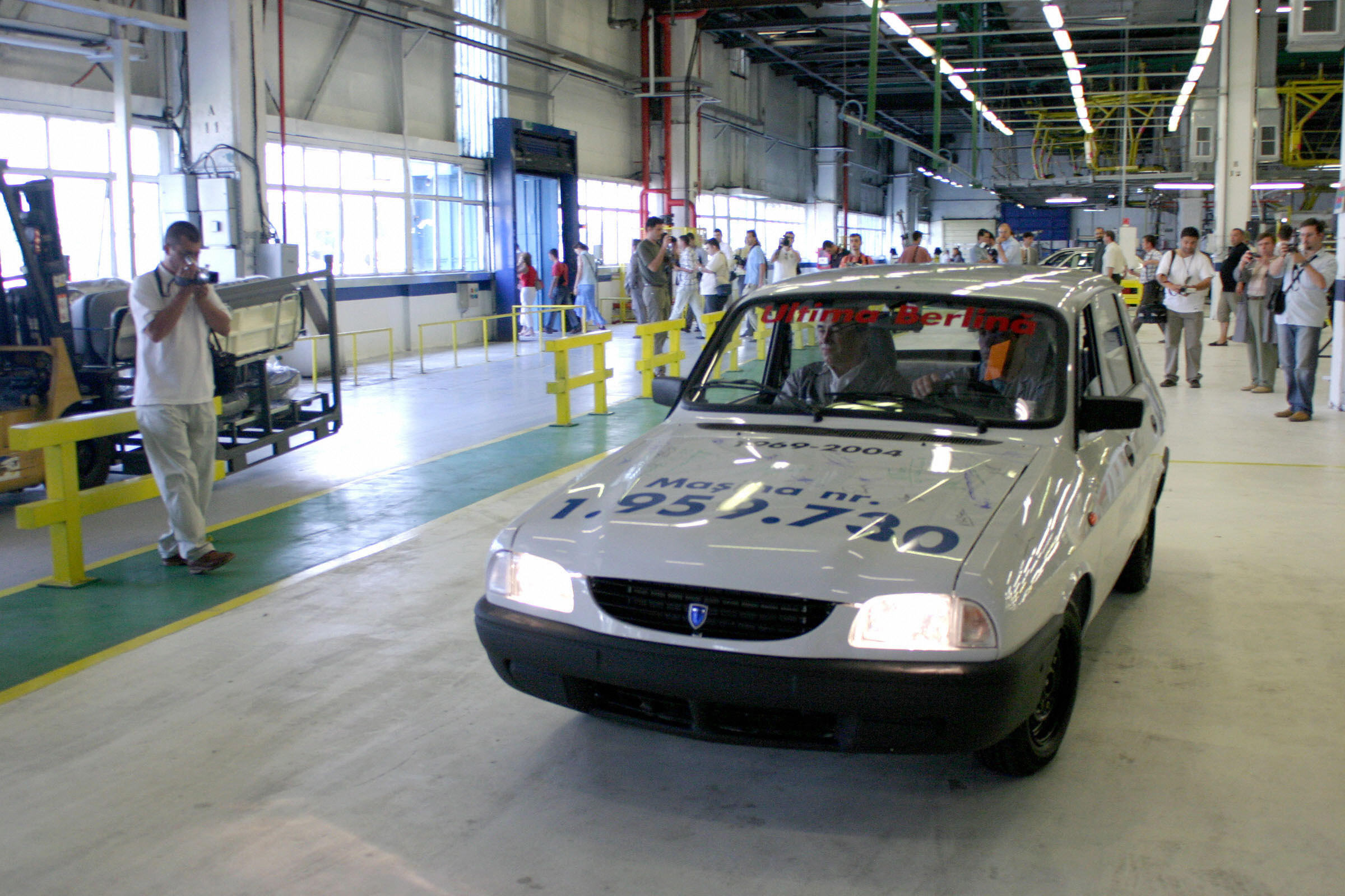 Freeze Frame: End of an era for Renault-based Dacia