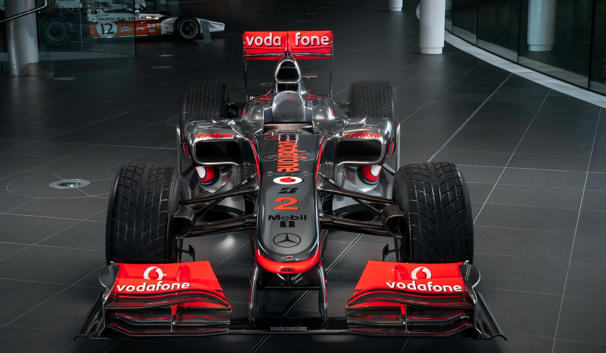Sold! Hamilton's McLaren MP4-25A fetches £4.8 million at British GP – see how it ranks against the most expensive F1 cars auctioned