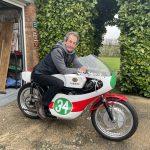 Steve Parrish Yamaha TD2B