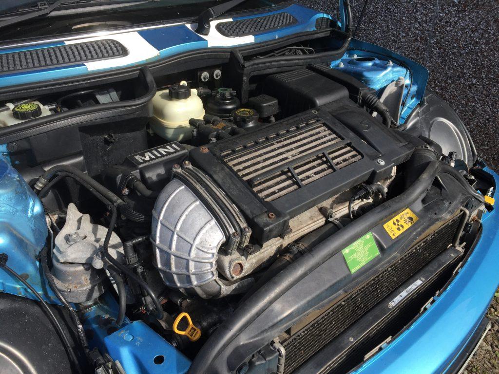 Mini Cooper S supercharger service cost