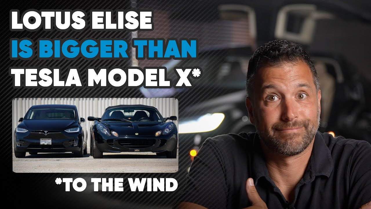 Coefficient of drag has nothing to do with size | Know it All with Jason Cammisa