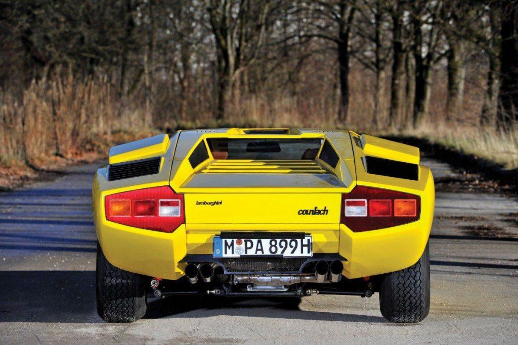 Lamborghini-Countach-LP400 periscopio