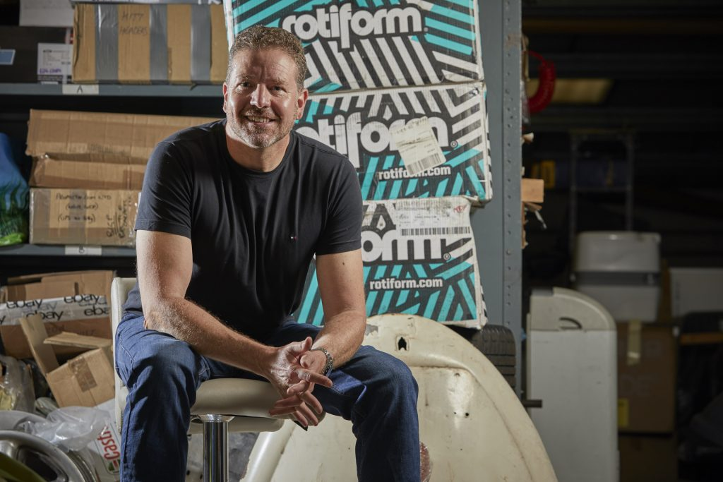 Paul Cowland interview_Hagerty